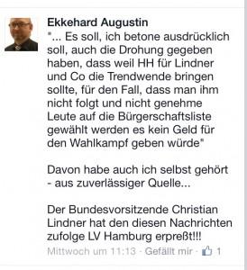 FDP auf Facebook
